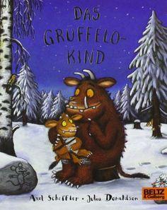 Das Grüffelokind: Vierfarbiges Pappbilderbuch: Amazon.de: Axel Scheffler, Julia Donaldson, Macmillan Children's Books, Monika Osberghaus: Bücher