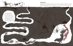 (Tuhat ja yksi otusta) Thousand and one creatures by Laura Mertz. Etana Editions