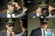 Salman set to fly in Bigg Boss Season 8  Salman Khanhas a new trick up his sleeves to add fr...