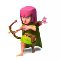 clash of clans - level 7 archer! Clash Of Clans Logo, Clash Of Clans Levels, Clash Of Clans Game, Clas Of Clan, Funny Bases, Clan Castle, Boom Beach, Clash On, Leo
