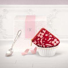Delicacy <3 Louis Vuitton