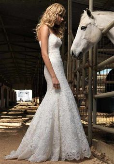 I would love to ride in and/or ride away on a  white horse <3