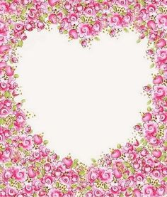 Little rose heart
