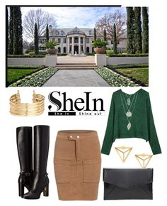 """""""fashion and interior mix"""" by louise-frierson ❤ liked on Polyvore featuring мода, Burberry и H&M"""