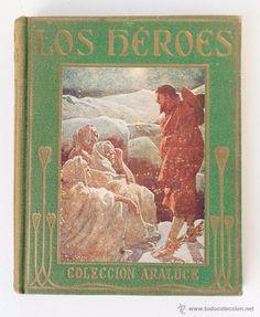 Los Héroes - Colección Araluce 1942 - Foto 1