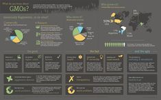 What Do You Know About #GMOs #Infographic