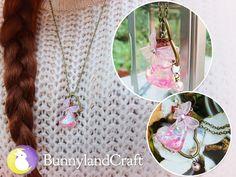 Heart in a bottle by BunnyLandCraft  ★ Follow me on FB: https://www.facebook.com/BunnylandCraft ★