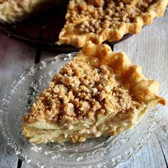 Dutch Apple Sour Cream Pie