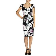 Coast - Debenhams exclusive 'Veneeto' print meesha dress
