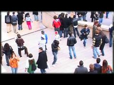 World biggest Freeze Flash Mob in Paris OFFICIAL VIDEO Long Edit....Awesome!