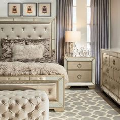 Ava Bed from Z Gallerie