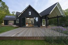 Danish Summer House / Powerhouse Company