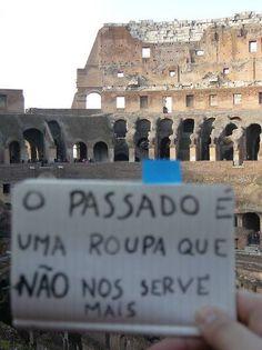 #passado
