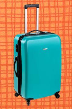 COLECCION ATENAS Valija 4 ruedas giratorias. Producida en ABS de variados colores. http://www.primicia.com.ar