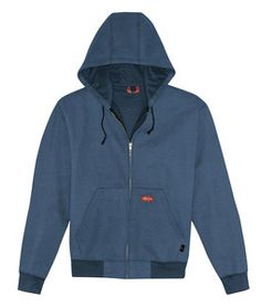 3aaae7c9a6c Dickies FR Zip Fleece Hoodie