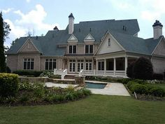 The Altanta Mansion Formerly Rented By Real Housewife Kim Zolciak For Sale for Nearly $3 Million! - Trulia's Blog