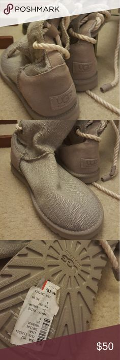Ugg boots Ugg lace up boots UGG Shoes Lace Up Boots