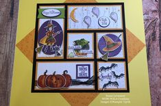 You searched for samplers - Create Something Beautiful! Stampin Up Christmas, Christmas Tag, Up Halloween, Halloween Cards, 3d Projects, Projects To Try, Laser Cut Paper, Blender Pen, Wink Of Stella
