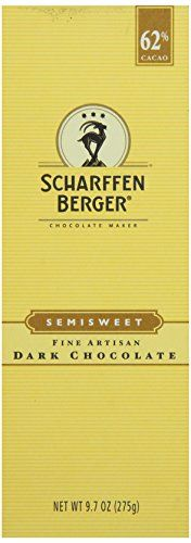 SCHARFFEN BERGER 62 Cacao Baking Bar Semisweet Dark Chocolate 97 Ounce *** Check this awesome product by going to the link at the image-affiliate link. #GourmetCandy