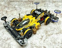 Thunder Shot Jr. Mini 4wd, Concours D Elegance, Tamiya, Thunder, Pro Builds, Toys, Rc Cars, Minis, Hobbies