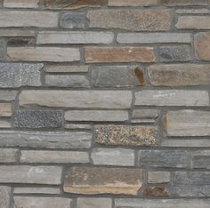 Quarry Ledge from Pangaea® Natural Stone features unique distinct shapes of random ashlar and Europe styled rough tooled masonry. The ancients used this style of stone to construct long lasting structures, and now you can continue this tradition today. New England, Natural Stones, Lost, Exterior, Nature, Outdoor Spaces, The Great Outdoors, Mother Nature, Scenery
