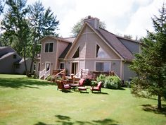 250n 3bd 2ba Mayville Vacation Rental - VRBO 461539 - 3 BR Chautauqua Lake House in NY, The Guest House on Private 1-Acre Lakefront