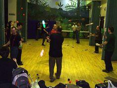 Oddball Juggling Workshop London