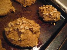 Easy-peasy TWO INGREDIENT Pumpkin Spice Cookies
