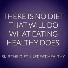 Just eat healthfully! #BodySoPerfect