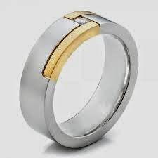 anillos masculinos