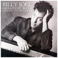 FREE SHIPPING CD: Greatest Hits, Vols. 1-2 (1973-1985) by Billy Joel (Oct-1985) #HardRock