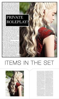 """""""fantasy // got"""" by galaxy-rxder ❤ liked on Polyvore featuring art"""