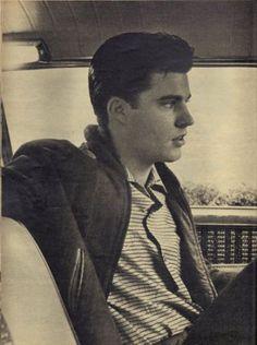 "bowlersandhighcollars: Eric ""Ricky"" Hilliard Nelson (1940-1985)"