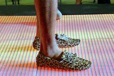 Leopard Men's shoes