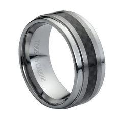 Tungsten Carbide with Black Carbon Fiber Inlay on Brushed... https://www.amazon.com/dp/B00AM156A6/ref=cm_sw_r_pi_dp_O-xFxb8K6EHNZ