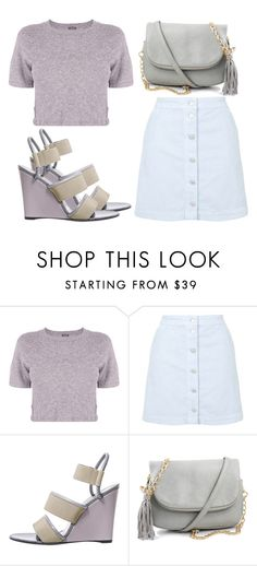 """Untitled #2882"" by evalentina92 ❤ liked on Polyvore featuring Monrow, Topshop, Balenciaga, women's clothing, women's fashion, women, female, woman, misses and juniors"