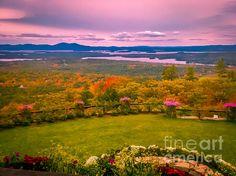 New Hampshire, Handyhüllen, Burgen Und Schlösser, Telefone, Hinterhof,  Landschaften