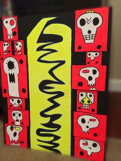 Nightmare Before Christmas themed party decorations DIY