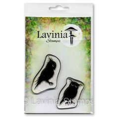 *5 Echo and Drew £7.50 Owl Silhouette, Polymer Resin, Tampons Transparents, Lavinia Stamps, Resin Uses, Scrapbooking, Two Birds, Ink Painting, Clear Stamps
