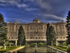 Palacio Real de Madrid, Madrid, España