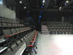 Black Box Theater Design | Ward Design Group - Theatre Planning and Design Consultants
