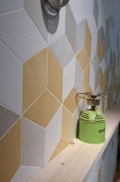 Geometric Tile for the Kitchen from Mutina, Patricia Urquiola, and More CERSAIE 2012 | The Kitchn
