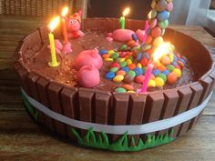 Birthday modderpoel