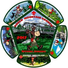 The 2017 National Scout Jamboree is a nation al encampment that brings together Boy Scouts, Venturers and leaders from all over the United States, along with many visiting Scouts from many parts of. Boy Scout Patches, Eagle Scout, Helping Other People, Fun Events, Scouting, Boy Scouts, Badges, Knots, Opportunity