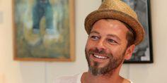 N°8 Christophe Maé a gagné 2,2 millions d'euros Christophe Mae, 2013, Panama Hat, Transportation, Big Men, Man Style, Panama