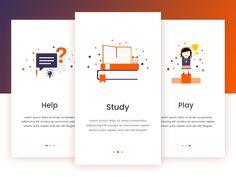 App Guide Screens by Creative Era
