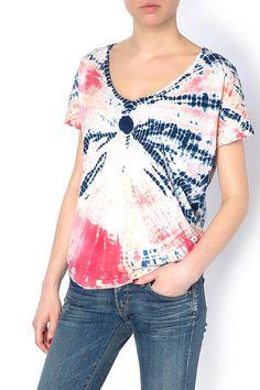 leon & harper T-Shirt Tie & Dye