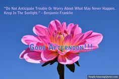 Good Afternoon #AfternoonPost #AfternoonQuote #AfternoonText #Afternoon #GoodAfternoon #InspirationalQuotes #MotivationalQuotes #LovelyQuotes #QuoteOfTheDay #ThoughtOfTheDay #QuotePics #Quotes #Quote #Saying #MondayMotivation  https://goo.gl/FfV8jv