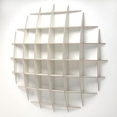 How fabulous is this shelving unit from some very clever people in London