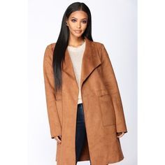 Swans Style is the top online fashion store for women. Shop sexy club dresses, jeans, shoes, bodysuits, skirts and more. Blazers For Women, Coats For Women, Clothes For Women, Suede Jacket, Online Fashion Stores, Club Dresses, Affordable Fashion, Duster Coat, Two Piece Skirt Set